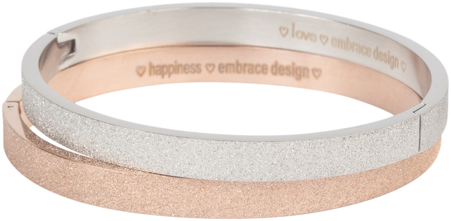 Roségoldene EMBRACE DESIGN Armband JULIE  - large