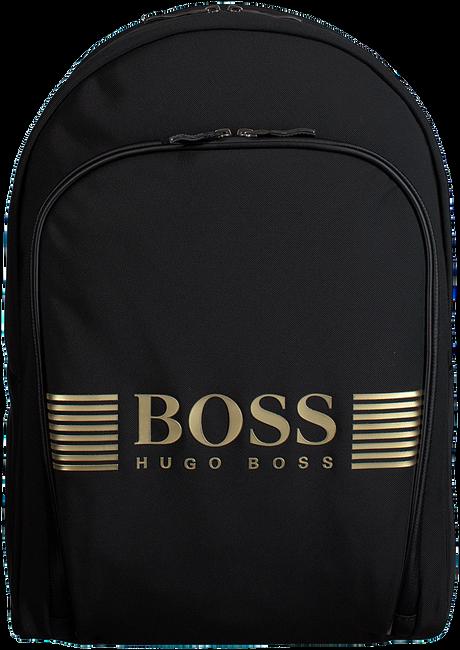 Schwarze HUGO BOSS Rucksack PIXEL BACKPACK - large