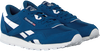 Blaue REEBOK Sneaker CL NYLON - small