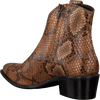 Cognacfarbene ROBERTO D'ANGELO Cowboystiefel CX03 - small