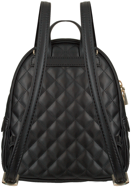 Schwarze GUESS Rucksack ELLIANA BACKPACK  - large