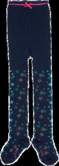 Schwarze LE BIG Socken LAILA TIGHT - large