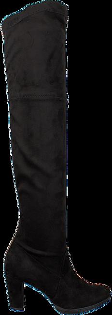 Schwarze OMODA Overknees K782 - large
