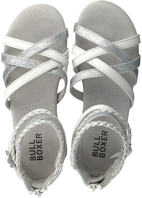 Weiße BULLBOXER Sandalen AED009FIS - large