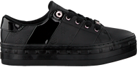 Schwarze GUESS Sneaker low BUSTIN  - medium