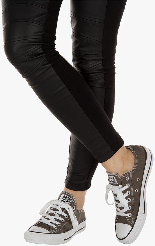 Graue CONVERSE Sneaker CHUCK TAYLOR ALL STAR OX WOMEN - larger