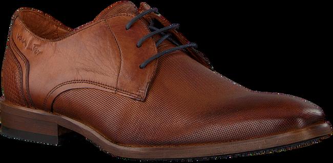 Cognacfarbene VAN LIER Business Schuhe 1951700  - large