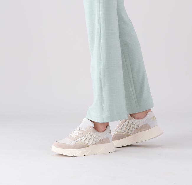 Weiße TANGO Sneaker low KADY FAT  - large