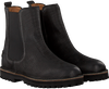Schwarze SHABBIES Stiefeletten 181020174 - small
