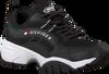 Schwarze TOMMY HILFIGER Sneaker low HERITAGE TOMMY JEANS WMNS RUNN  - small