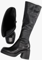 Schwarze VAGABOND Hohe Stiefel BROOKE  - medium