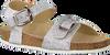 Silberne DEVELAB Sandalen 48020 - small