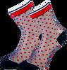 Blaue MARCMARCS Socken FENNA  - small