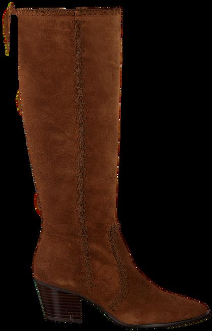 Cognacfarbene PEDRO MIRALLES Hohe Stiefel 25314  - large