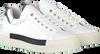 Weiße ROBERTO D'ANGELO Sneaker BREST - small