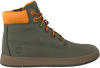 Grüne TIMBERLAND Sneaker high DAVIS SQUARE 6 INCH KIDS  - small
