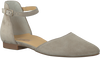 Taupe PAUL GREEN Ballerinas 1657 - small
