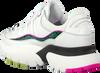 Weiße REHAB Sneaker low SYLVIA NVD FANTASY  - small