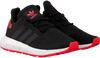 Schwarze ADIDAS Sneaker SWIFT RUN C - small