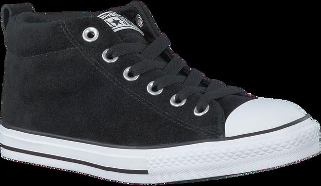 Schwarze CONVERSE Sneaker CTAS STREET SUEDE - large