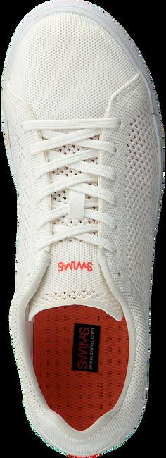 Weiße SWIMS Sneaker BREEZE TENNIS KNIT  - large