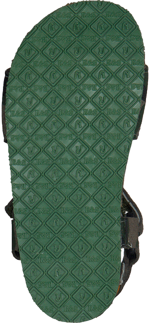 Grüne REPLAY Sandalen HARRICANE CAMO - large
