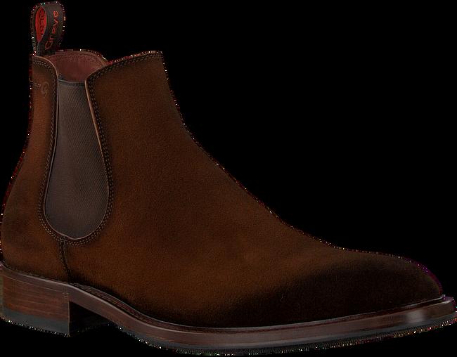 Cognacfarbene GREVE Business Schuhe PIAVE  - large