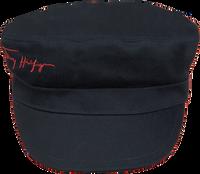 Blaue TOMMY HILFIGER Kappe SIGNATURE BAKER BOY HAT  - medium