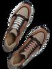 Beige DEABUSED Sneaker low 7714  - small