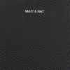 Schwarze MATT & NAT Umhängetasche PAIR CROSSBODY  - small