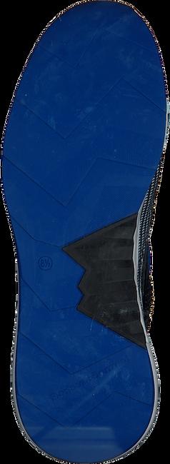Schwarze FLORIS VAN BOMMEL Sneaker low 16268  - large