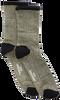 Goldfarbene BECKSONDERGAARD Socken DINA SOLID  - small