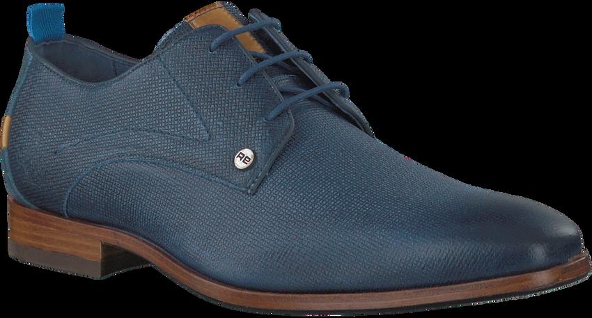 Blaue REHAB Business Schuhe GREG WALL 02 - larger