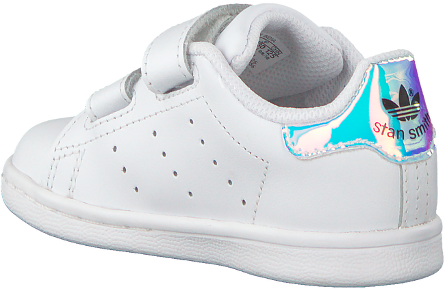 Weiße ADIDAS Sneaker STAN SMITH CF I  - large