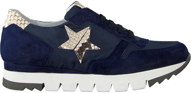 Notre V Sneaker Ag251 Blaue Omoda yYbgv76f