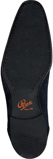 Blaue GREVE Business Schuhe RIBOLLA 1540  - large