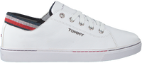 Weiße TOMMY HILFIGER Sneaker low GLITTER DETAIL CITY  - medium