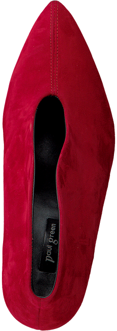 Rote PAUL GREEN Pumps 9437 - large