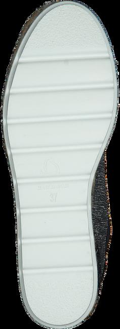Schwarze KANNA Sneaker KV8057 - large