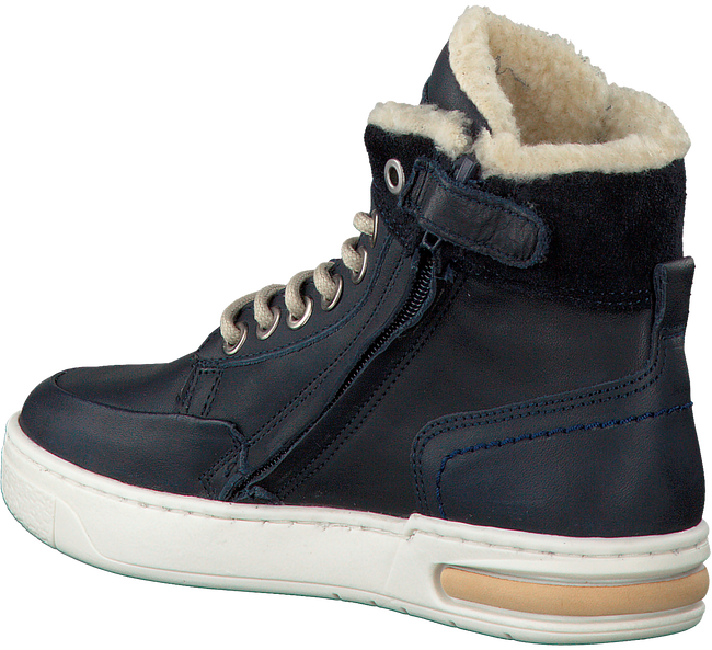 Blaue HIP Sneaker H2737 - large