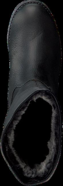 Schwarze OMODA Stiefeletten 8788  - large
