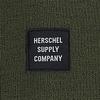 Grüne HERSCHEL Mütze ABBOTT - small