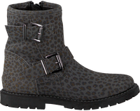 Graue TON & TON Biker Boots 292547  - medium