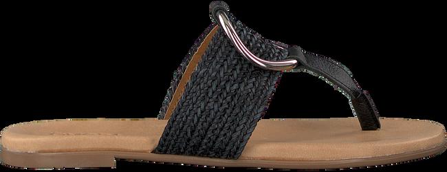 Schwarze OMODA Pantolette 17981  - large