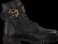 Schwarze TANGO Biker Boots BEE 218  - medium