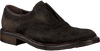 Braune GREVE Business Schuhe CABERNET II LOW - small