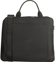 Schwarze MYOMY Laptoptasche MY LOCKER BAG BUSINESS  - medium
