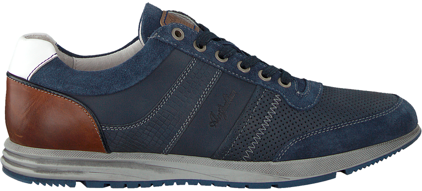 Blaue AUSTRALIAN Sneaker GRANT - larger