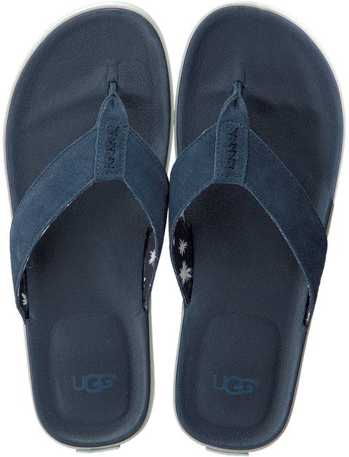Blue UGG shoe BEACH FLIP  - large
