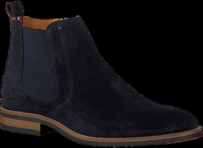 Blaue TOMMY HILFIGER Chelsea Boots DAYTONA 4B - large